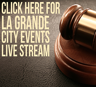 La Grande City events - EO Alive